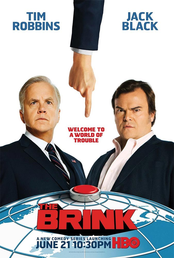 The Brink - Saison 1 (Poster)