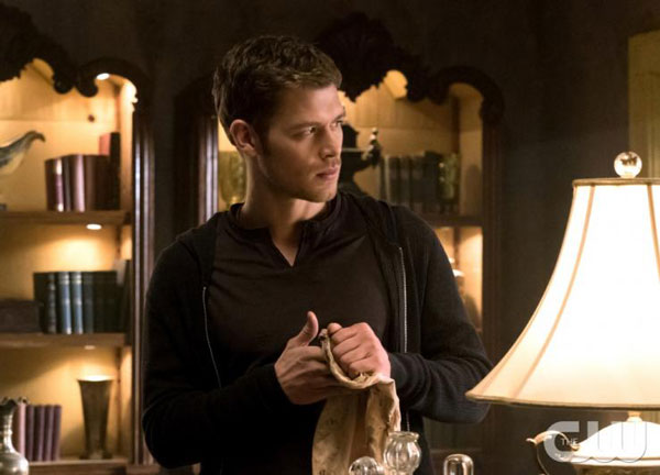 Klaus dans The Originals saison 2 episode 21