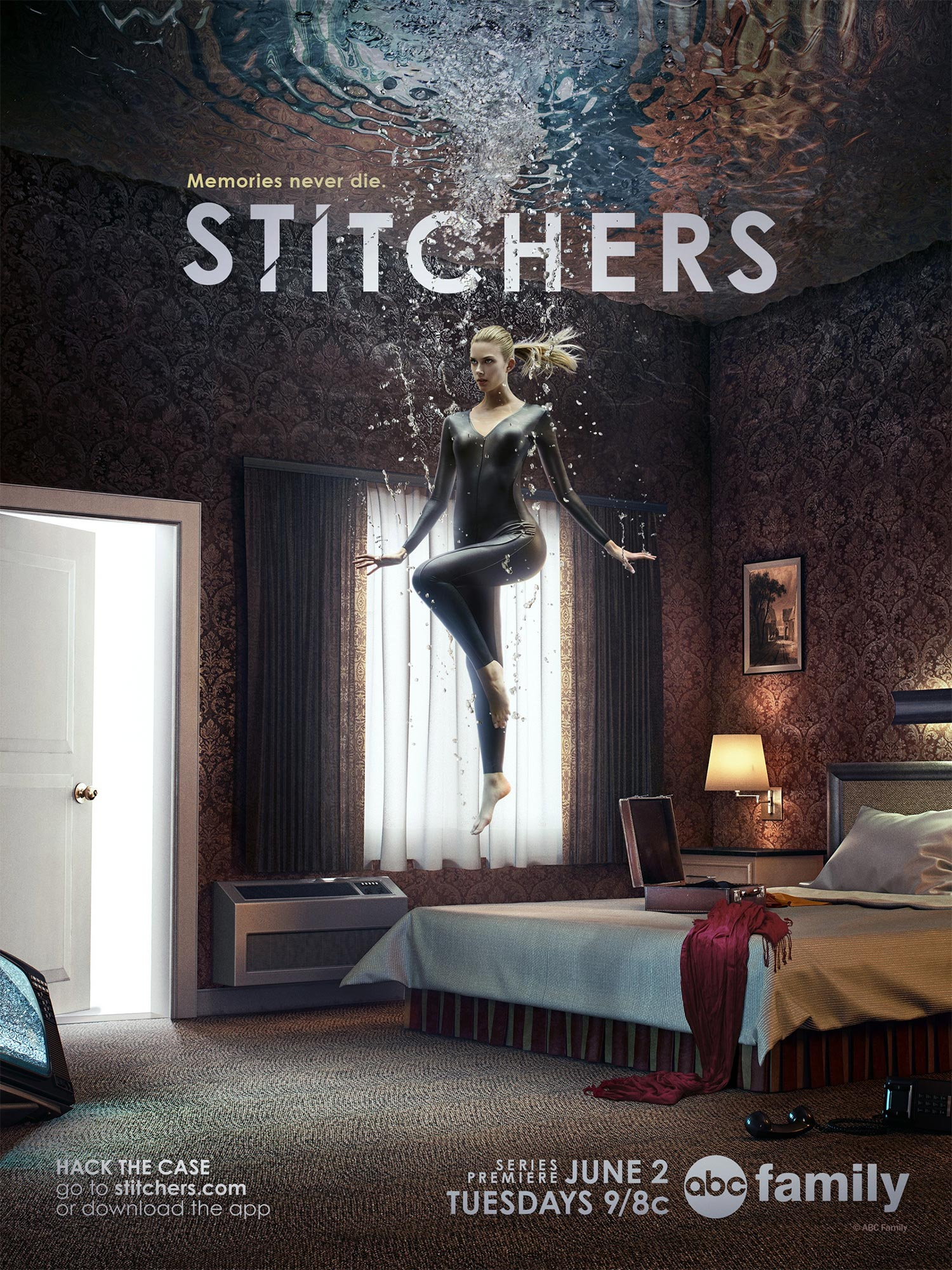 Stitchers saison 1