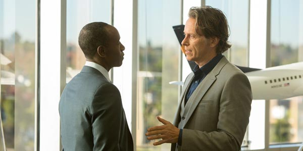 Steven Weber dans House of Lies