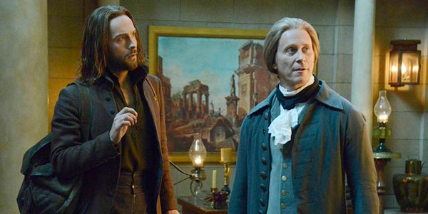 Steven Weber dans Sleepy Hollow