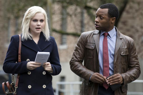 iZombie Saison 1 - iZombie Saison 1 : Stress post-zombification