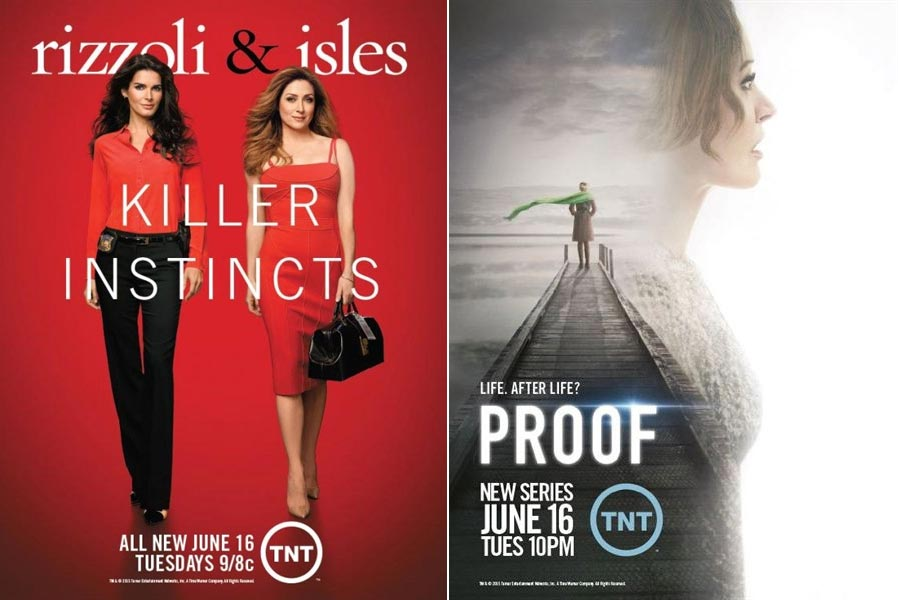Rizzoli & Isles et Proof
