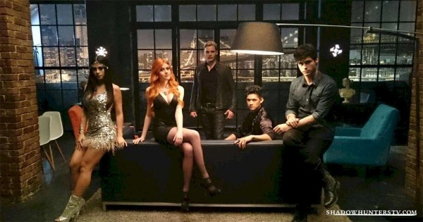 Shadowhunters le casting