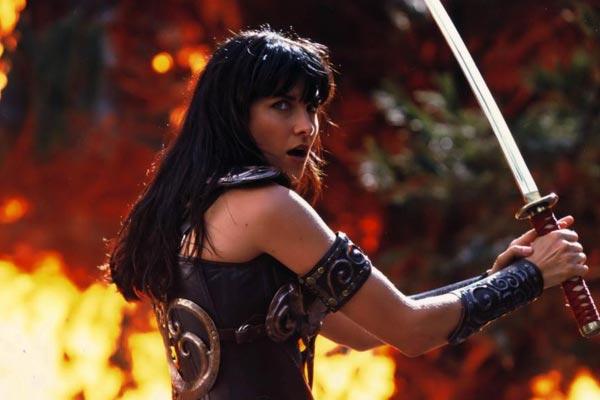 Xena Warrior Princess - Xena pourrait à son tour être rebootée par NBC