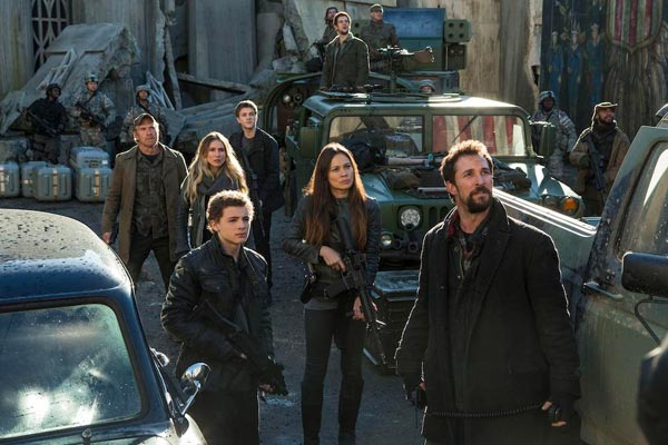 Falling Skies saison 5 episode 9 : Reunion