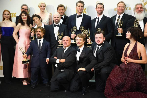Game Of Thrones - Emmy 2015
