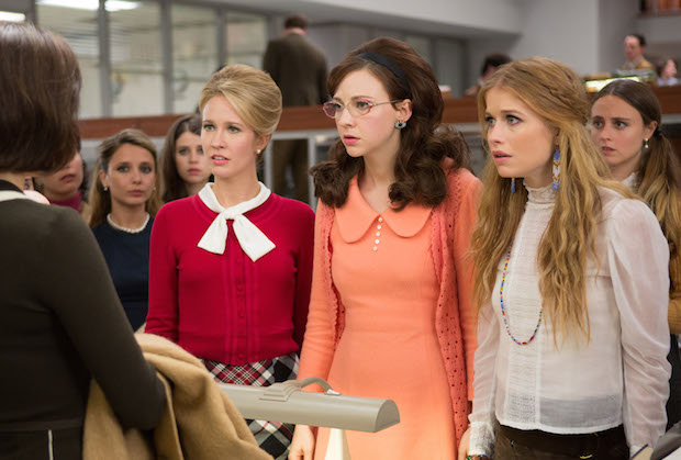 amazon good girls revolt - Yvonne Strahovski, Terry O'Quinn, Christina Ricci et plus à l'affiche des 6 nouveaux pilotes Amazon
