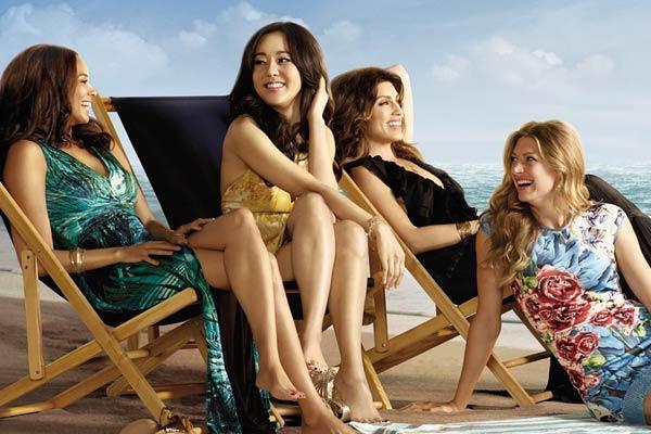 mistresses saison 3 promo - Mistresses se poursuit avec une saison 4 l'été prochain