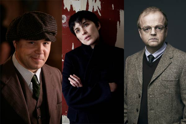 Stephen Graham, Vicky McClure et Toby Jones