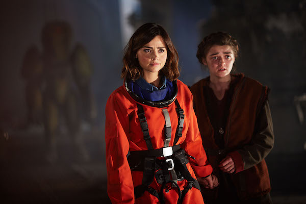 Doctor Who Saison 9 Episode 5 - Doctor Who : L'homme aux multiples visages (9.05)