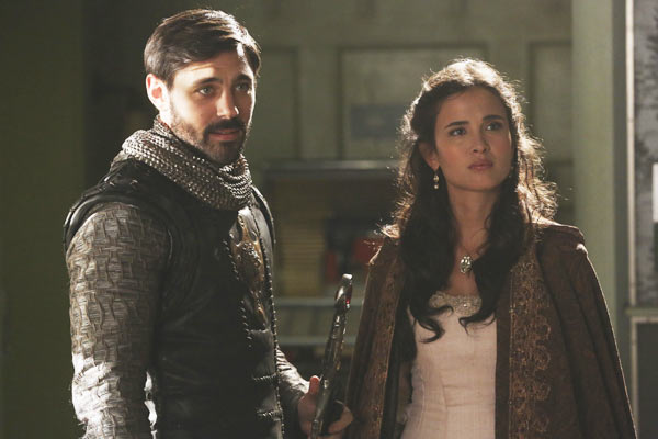 Once Upon a Time Saison 5 Episode 4 - Once Upon a Time : La vérité sur Arthur (5.04)