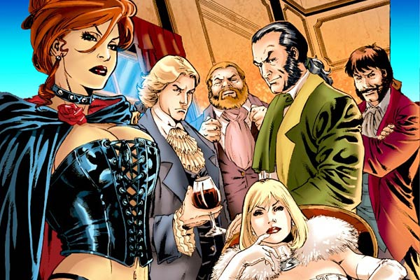 Hellfire Club des X-Men