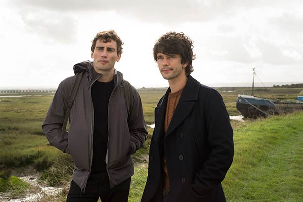London Spy Episode 1
