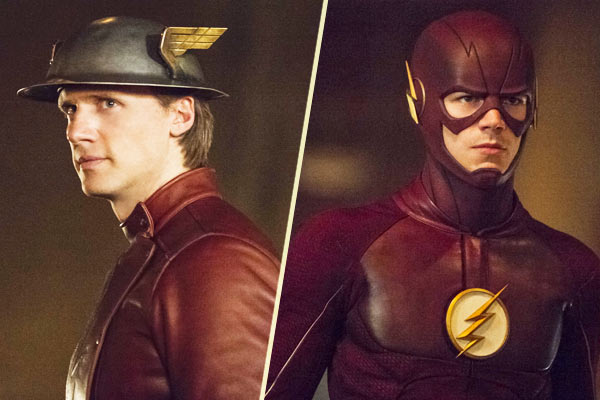 Speedsters : The Flash