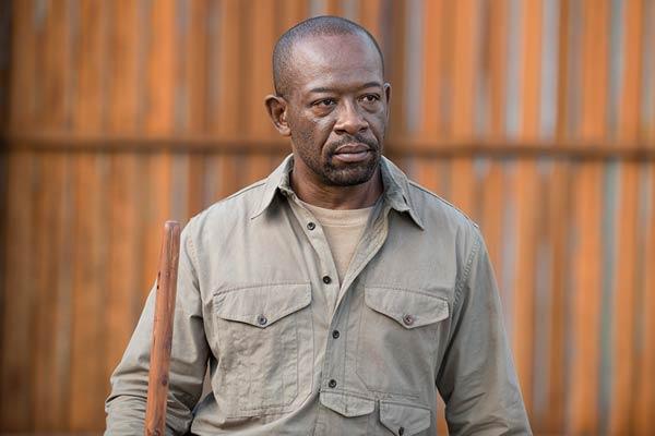 the walking dead saison 6 episode 2 morgan - The Walking Dead : Pendant ce temps-là, à Alexandria... (6.02)