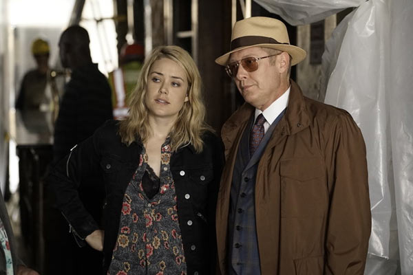 The Blacklist Saison 3 Episode 6 - The Blacklist : Le temps est compté (3.05 & 06)