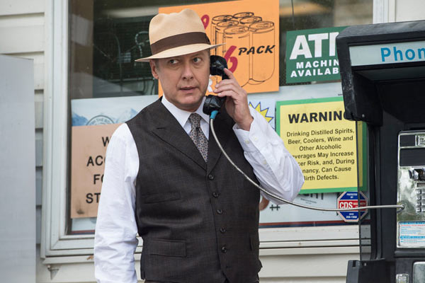 The Blacklist - Saison 3 Episode 8