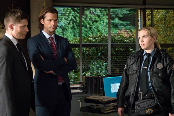 Supernatural Saison 11 Episode 7