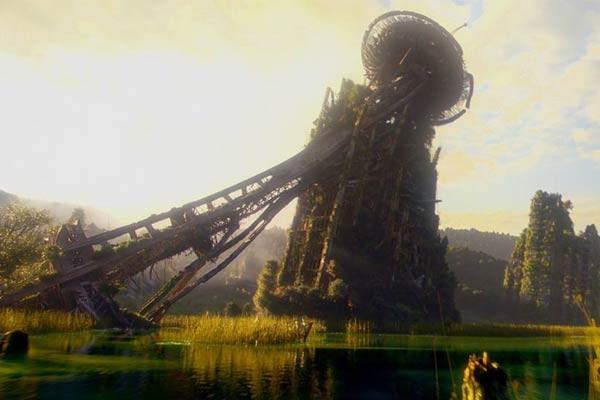 the shannara chronicles destruction 600x400 - Ce n'est que le début dans la dernière promo de The Shannara Chronicles