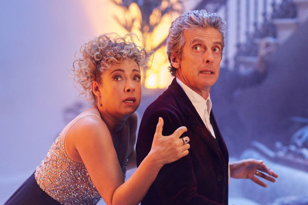 Doctor Who Saison 9 Christmas Special