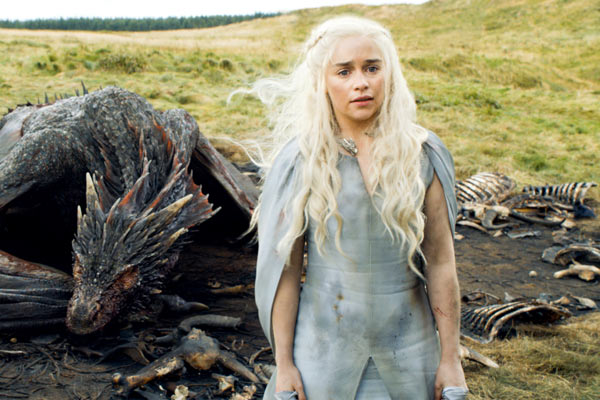 Game of Thrones - HBO célèbre 2015 et tease 2016 avec des images de Game of Thrones, Westworld, Looking, Divorce et plus