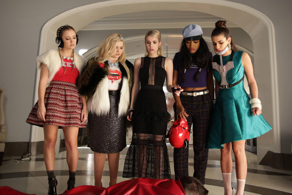 Scream Queens - Saison 1 Episode 13