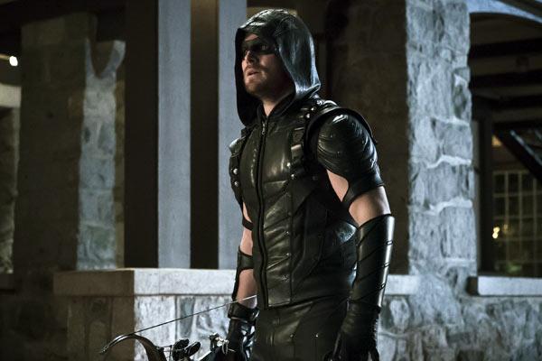 Arrow Saison 4 Episode 10