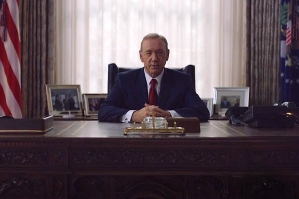 House of Cards - Saison 4 teaser