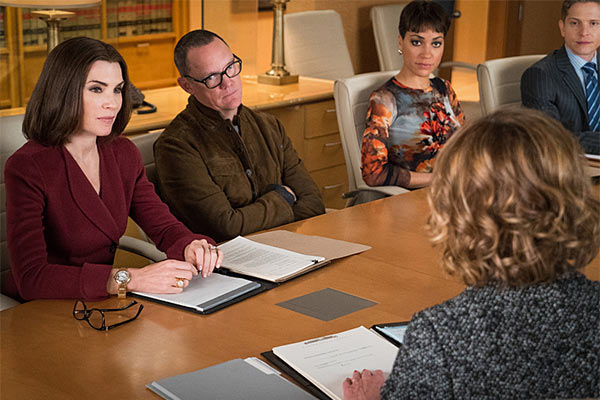 The Good Wife Saison 7 Episode 12 - The Good Wife : Qui va à la chasse… (7.12)