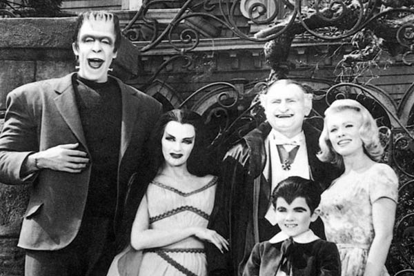 The Munsters (Les Monstres - 1964-66)