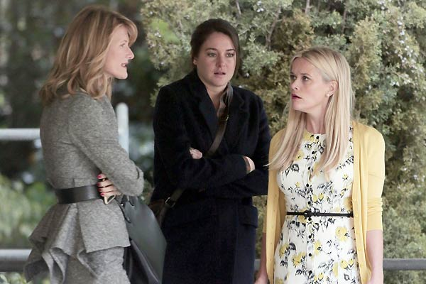 Big Little Lies en tournage