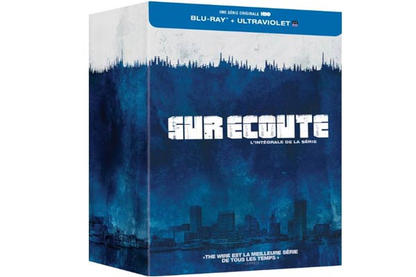 The Wire ou Sur Ecoute en Bluray