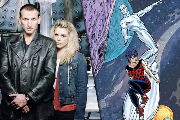 Doctor Who / Silver Surfer