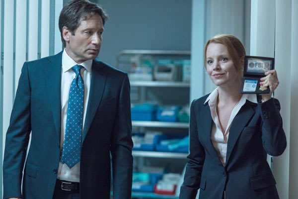 The X-Files : Les défaillances du pouvoir de suggestion (10.05)