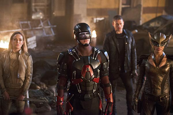 Legends of Tomorrow : Star City 2046 (1.06)