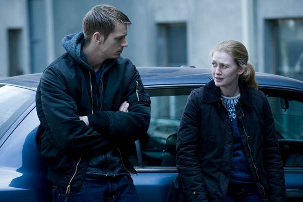 Sarah Linden et Stephen Holder de The Killing