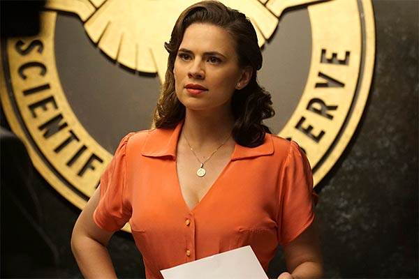 Agent Carter saison 2 (Hayley Atwell)