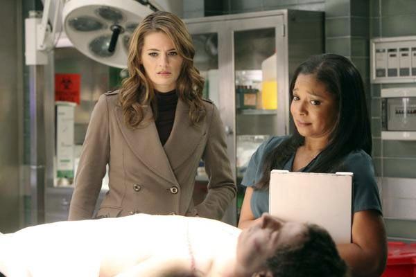 Castle Beckett Lani - La saison 9 de Castle se fera sans Stana Katic et Tamala Jones, ABC ne veut plus des actrices