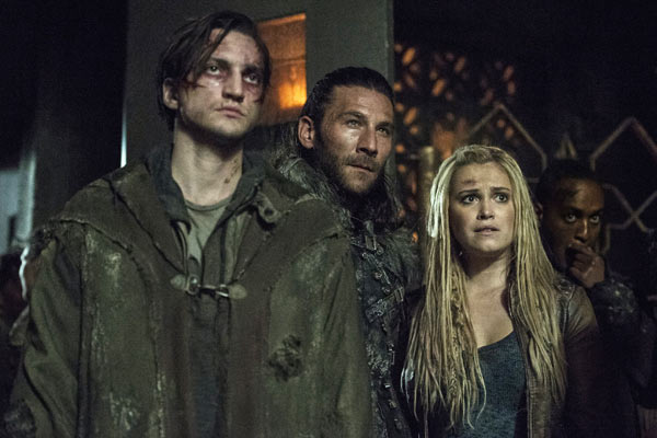 The 100 Saison 3 Episode 9 - The 100 : Le sens du sacrifice (3.09)