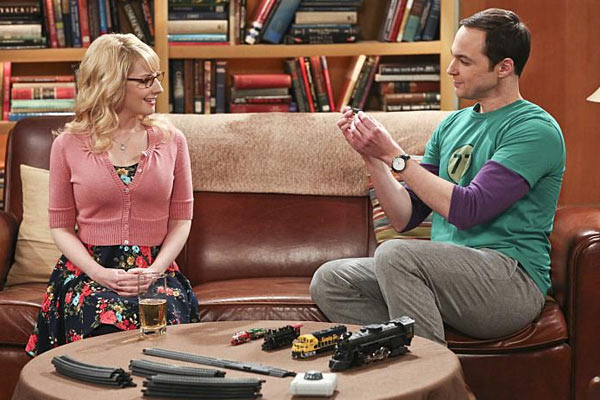 The Big Bang Theory Saison 9 Episode 22 - Audiences : The Big Bang Theory ouvre les sweeps en tête