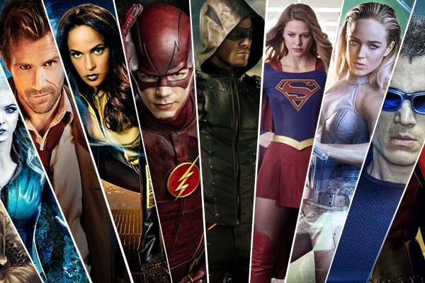Arrow, The Flash, Supergirl, Legends of Tomorrow, Vixen et plus