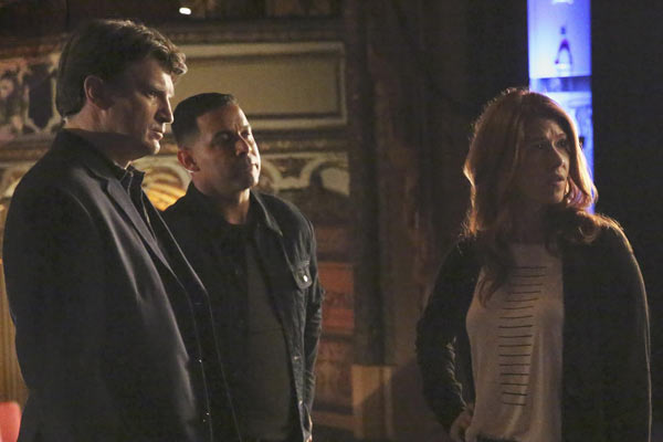 Castle - Saison 8 Episode 20