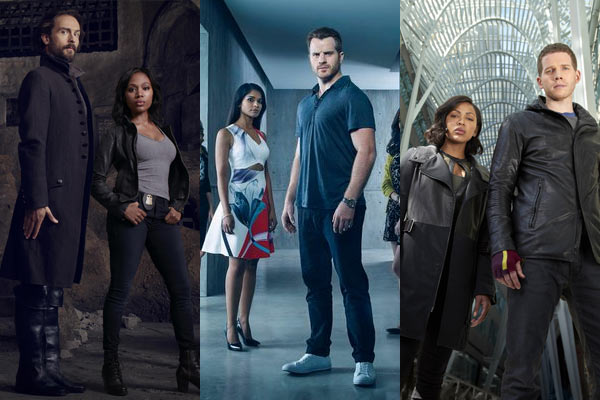FOX sleepy second report - Une saison 4 pour Sleepy Hollow alors que Second Chance et Minority Report sont annulées sur FOX