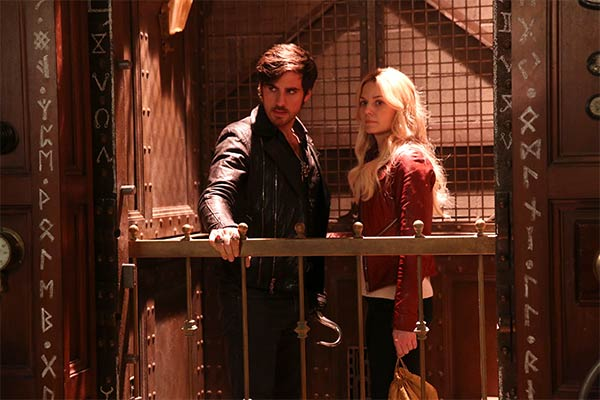 once upon a time saison 5 episode 20 - Once Upon a Time : L'armure d'Emma (5.20)