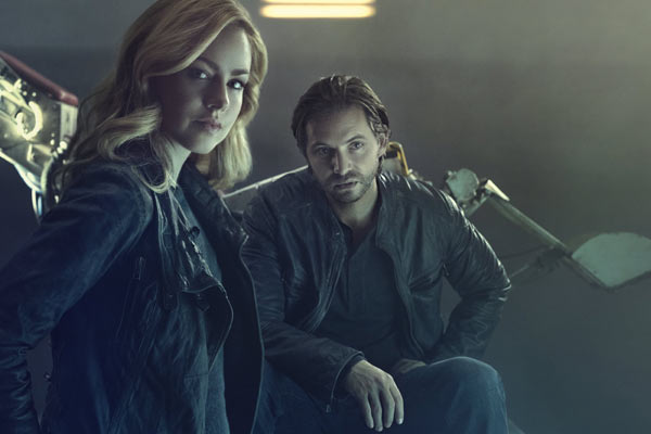 12 Monkeys Saison 2