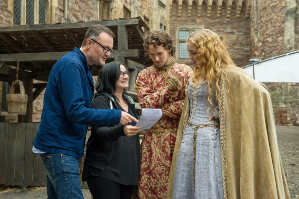 the White Princess Premiere Photo Starz 600x400 - Starz dévoile le casting de The White Princess, la suite de The White Queen avec la star de Thirteen