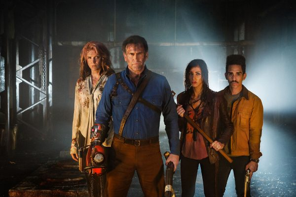 Ash vs Evil Dead - Saison 2 (group)