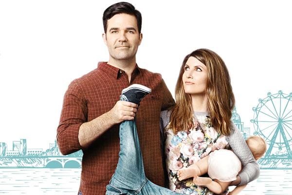 Catastrophe Saison 2 - Catastrophe renouvelée jusqu'à sa saison 4, Channel 4 double la dose pour Rob et Sharon