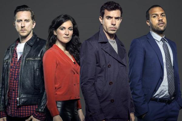 The Five - Après The Five, Sky 1 commande The Four à Harlan Coben